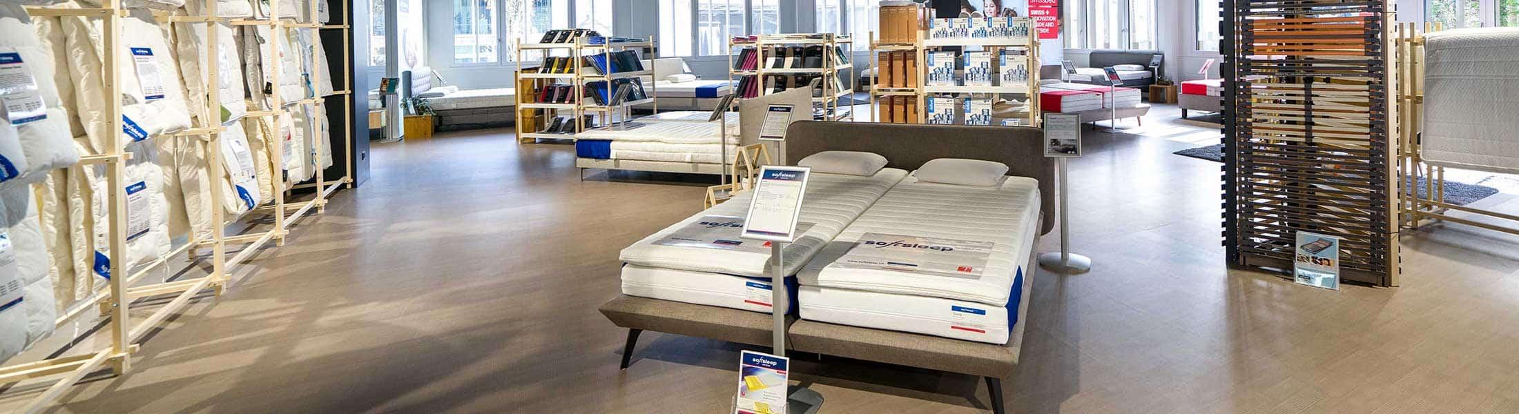 Bawitex Schlafcenter Adliswil Flagshipstore in Zürich