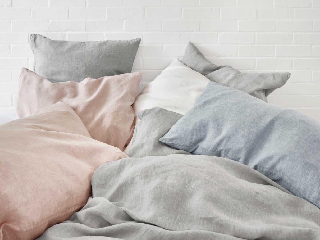 Bettwäsche Leinen